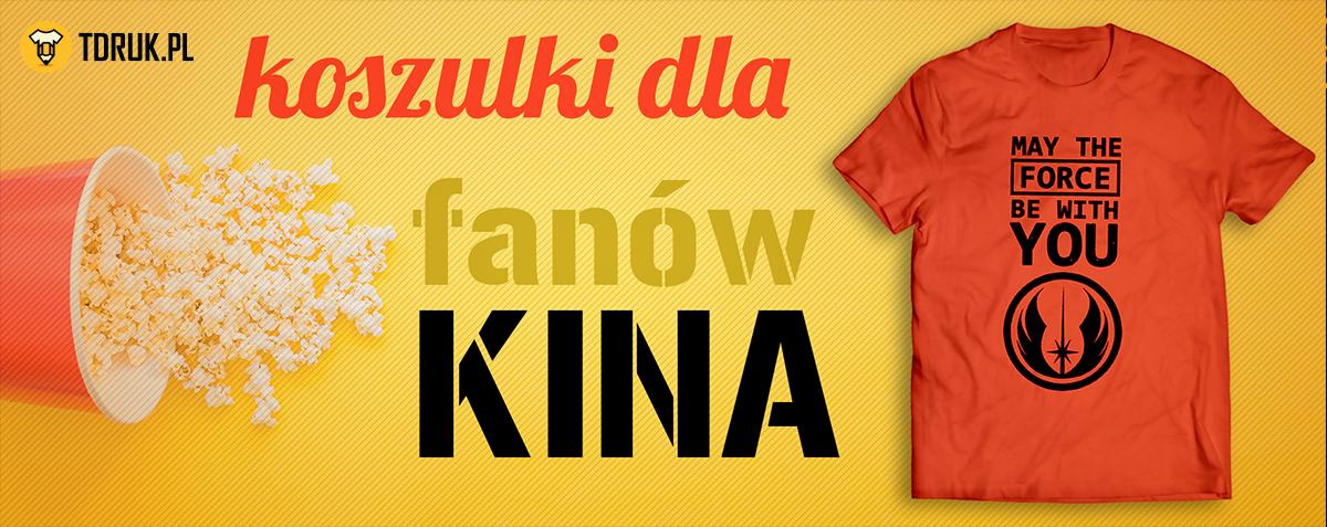Koszulki dla fanów kina